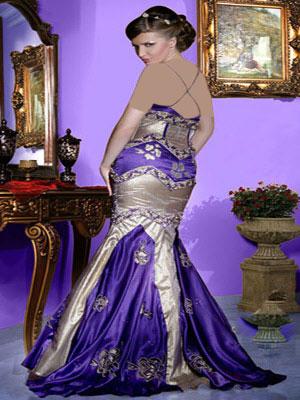 انواع مدل لباس مجلسی شب