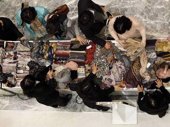 تصاویری از باشکوهترین مراکز خرید در جهان