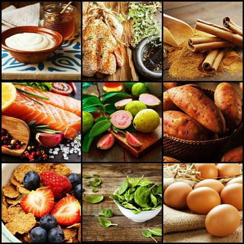 برای حفظ سلامت مو، این 10 ماده غذایی را بخورید