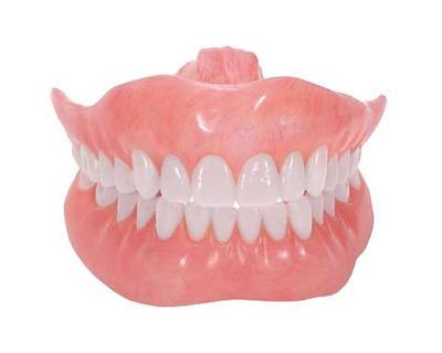 پروتز متحرک دندان,پروتز دندان,پروتز کامل دندان