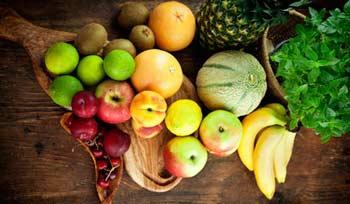 سبزیجات, خواص میوه