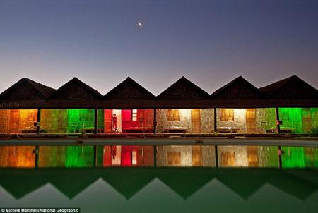 اخبار,اخبار فرهنگی,روشنایی شب در شهرهای مختلف,متلی در رانوهیرو ماداگاسکار