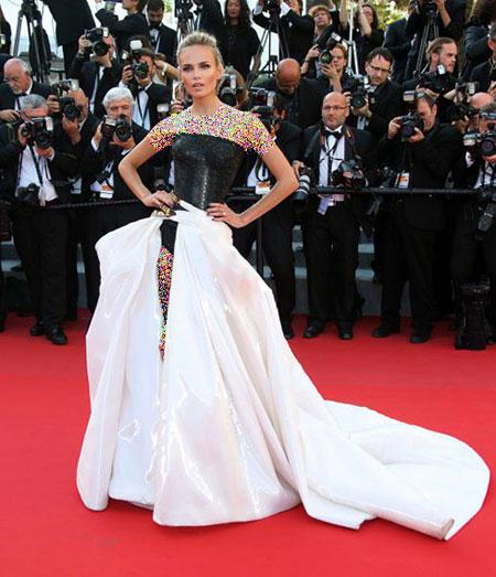لباس ستارگان در جشنواره کن 2015,ستارگان هالیوودی در جشنواره کن 2015