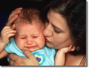گریه کودکان