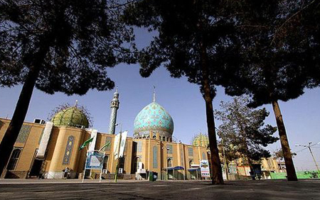 مسجد جمکران, تصاویر مسجد جمکران, تاریخچه ساخت مسجد جمکران