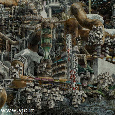 پرجزئیات ترین نقاشی های دنیا , نقاشی منظره های خاص