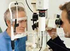 آزمایش فشار داخلی چشم