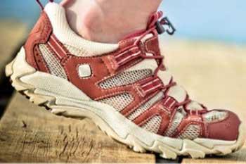 خرید کفش ورزشی , انتخاب کفش مناسب