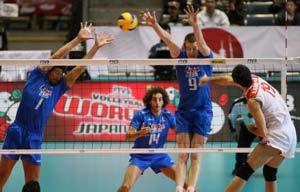 پس از باخت مقابل ایتالیا؛ والیبال ایران با 12 امتیاز به کار خود پایان داد