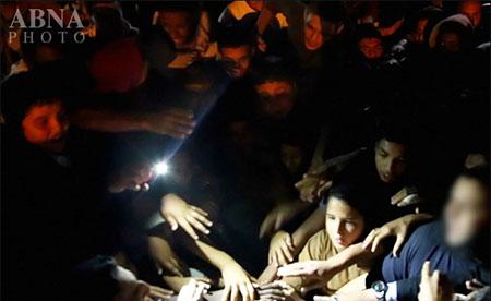 اخبار,اخبار بین الملل,مراسم بیعتگیری با ابوبکر البغدادی