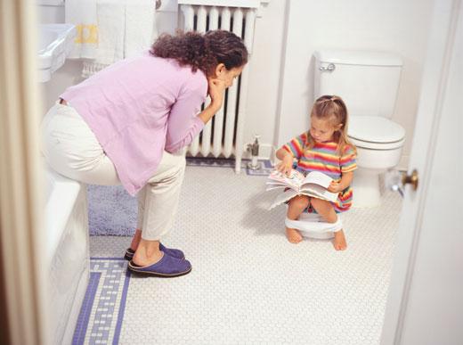 3روزه توالت رفتن را به کودکتان بیاموزید