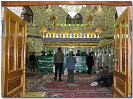 امامزاده آقا علی عباس
