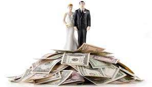 معیارهای ازدواج ,انتخاب همسر ,ازدواج به خاطر پول