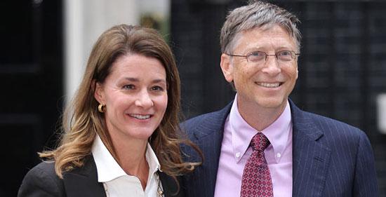 ۱۰ ثروتمندترین زوج جهان