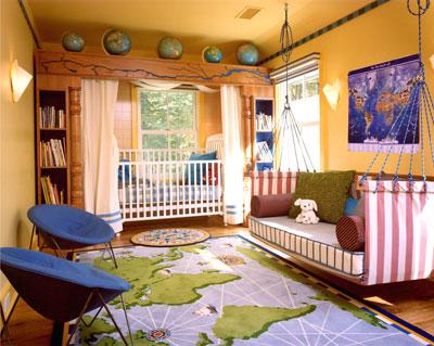 دکوراسیون و چیدمان اتاق کودک, چیدمان اتاق نوجوان
