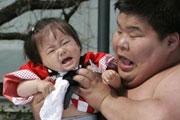 گریه نوزادان