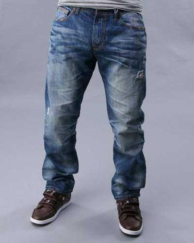 مدل شلوار لی مردانه, شلوار جین