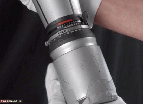 دوربین عکاسی همراه با لنز 1.5 میلیاردی