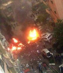 اخبار,انفجار تروریستی حاره حریک