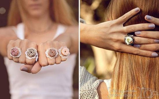 جواهرات خوردنی مینیاتوری