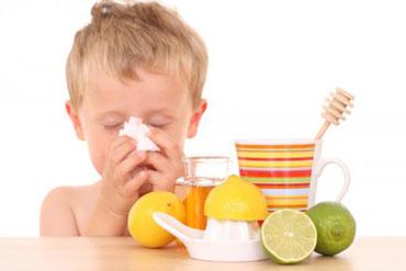 عفونت های دستگاه تنفسی,عفونت های دستگاه تنفسی در کودکان