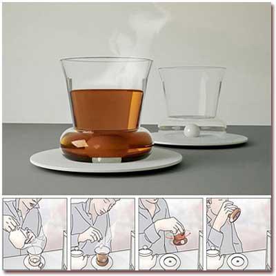 نمونه های جدید چایخوریهای هیجان انگیز!