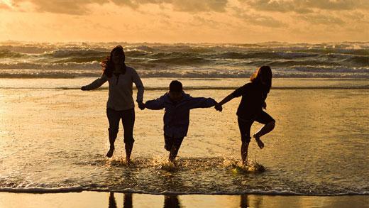 مزایای خاطره سازی برای فرزندان