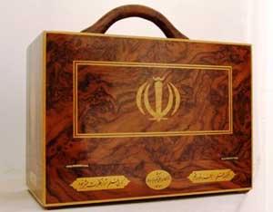 نازک کاری چوب, صنایع دستی استان کردستان