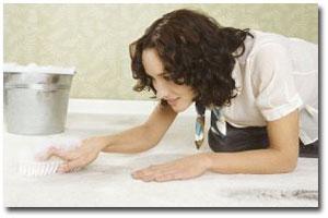 نحوه استفاده صحیح از شامپو فرش