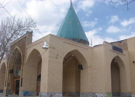 امامزاده سلطان محمود علوی, زیارتگاه امامزاده سلطان محمود علوی,مکانهای زیارتی ایران