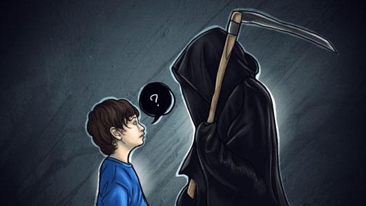 درباره مرگ به کودکم چه بگویم؟
