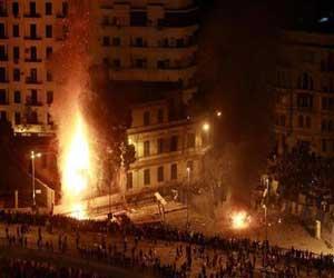 پنج شنبه: 5 کشته در شلیک گلوله حامیان مبارک به سمت معترضین