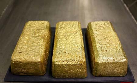 اخبار , اخبار گوناگون,مراحل استخراج طلا به سبک روسی,نحوه استخراج طلا