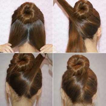 مدل موهای شیک و ساده