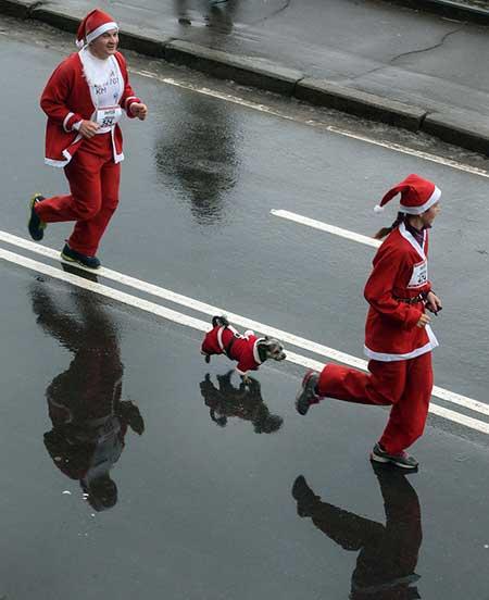 عکسهای جالب, بابانوئل,تصاویر جالب