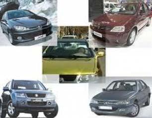 قیمت انواع خودروهای داخلی,جدول قیمت انواع خودروهای داخلی