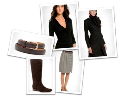 نکاتی برای لباس پوشیدن, نحوه لباس پوشیدن