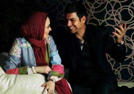 مهدی پاکدل و همسرش روی آنتن می روند