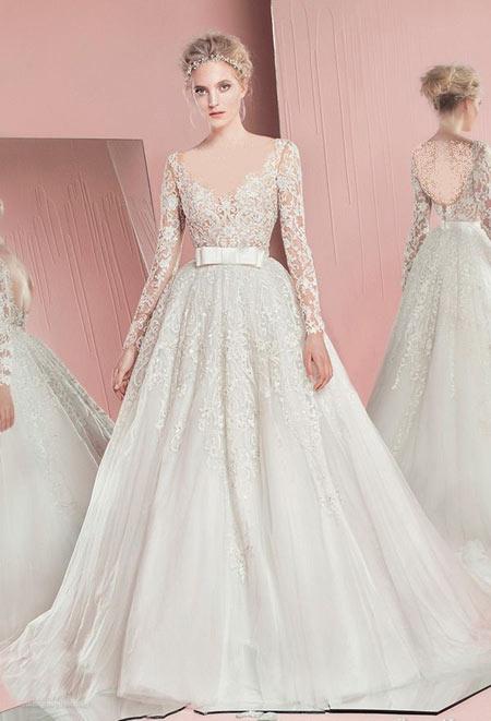 جدیدترین مدل لباس عروس,مدل لباس عروس,مدل لباس عروس جدید