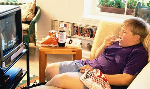 کودک چاق و افسرده من!