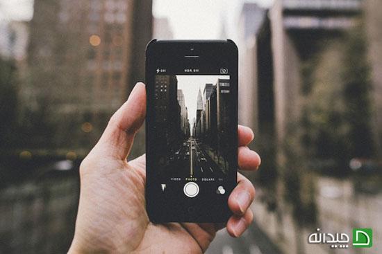 عکاسی با موبایل برای ثبت لحظه های خاطره انگیز نوروز