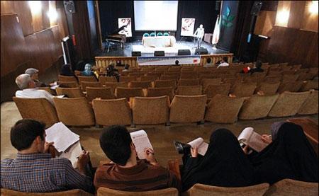 برگزاری کنگره بین المللی سهراب سپهری با حضور کمتر از 10 نفر