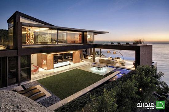 چگونه سبک معماری مدرن را به خانه خود بیاورید؟
