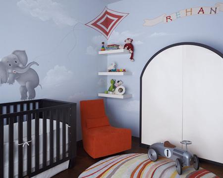 چیدمان اسباب بازی در اتاق کودک,چیدمان عروسک و اسباب بازی کودکان
