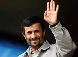 احمدی نژاد , ریاست جمهوری , رئیس جمهور ایران