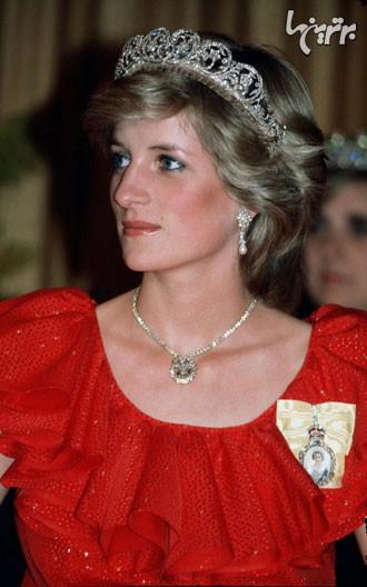 اعطای نشان خانواده سلطنتی به کیت میدلتون