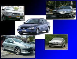 جدول قیمت انواع خودروهای داخلی,قیمتهای جدید خودروهای داخلی,قیمت روز خودروها