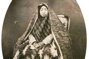 پرابهامترین زن تاریخ ایران+عکس
