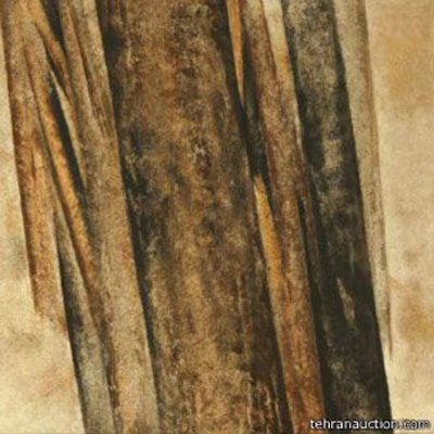 تصاویر تابلوی سهراب سپهری , گرانترین تابلوی سهراب سپهری