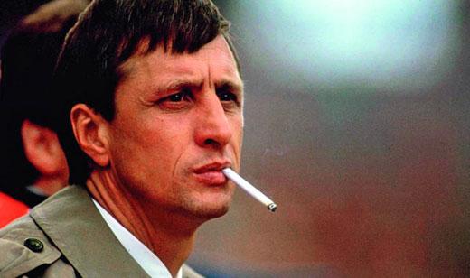 سیگار، کرایف را خاموش کرد